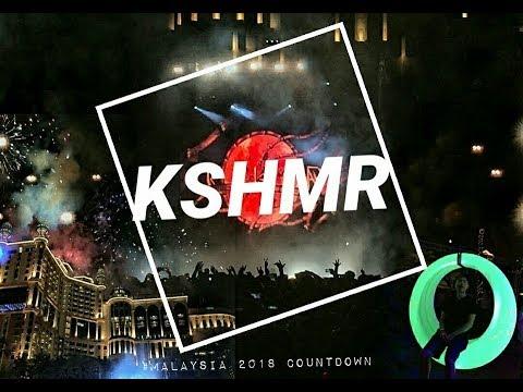 KSHMR | NEON COUNTDOWN MALAYSIA 2018! | (Sunway Lagoon)