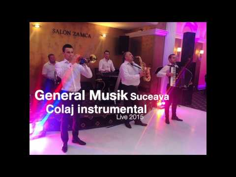 Formatia General Musik 2015 - Colaj instrumental live
