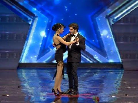 Georgia's Got Talent - Dancing Couple - Megi and Giorgi
