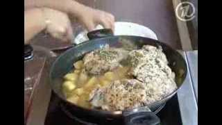 Репа со свининой (Turnip with Pork)