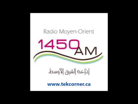 Tekcorner Commercial Montreal Radio