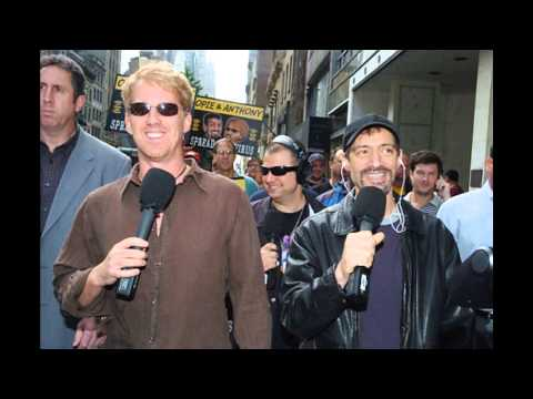 """Opie and Anthony - """"One Man Star Wars"""" Guy gets Ramoned"""