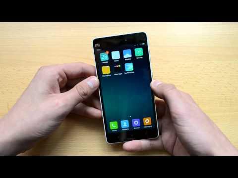 Xiaomi Mi4i - první pohled