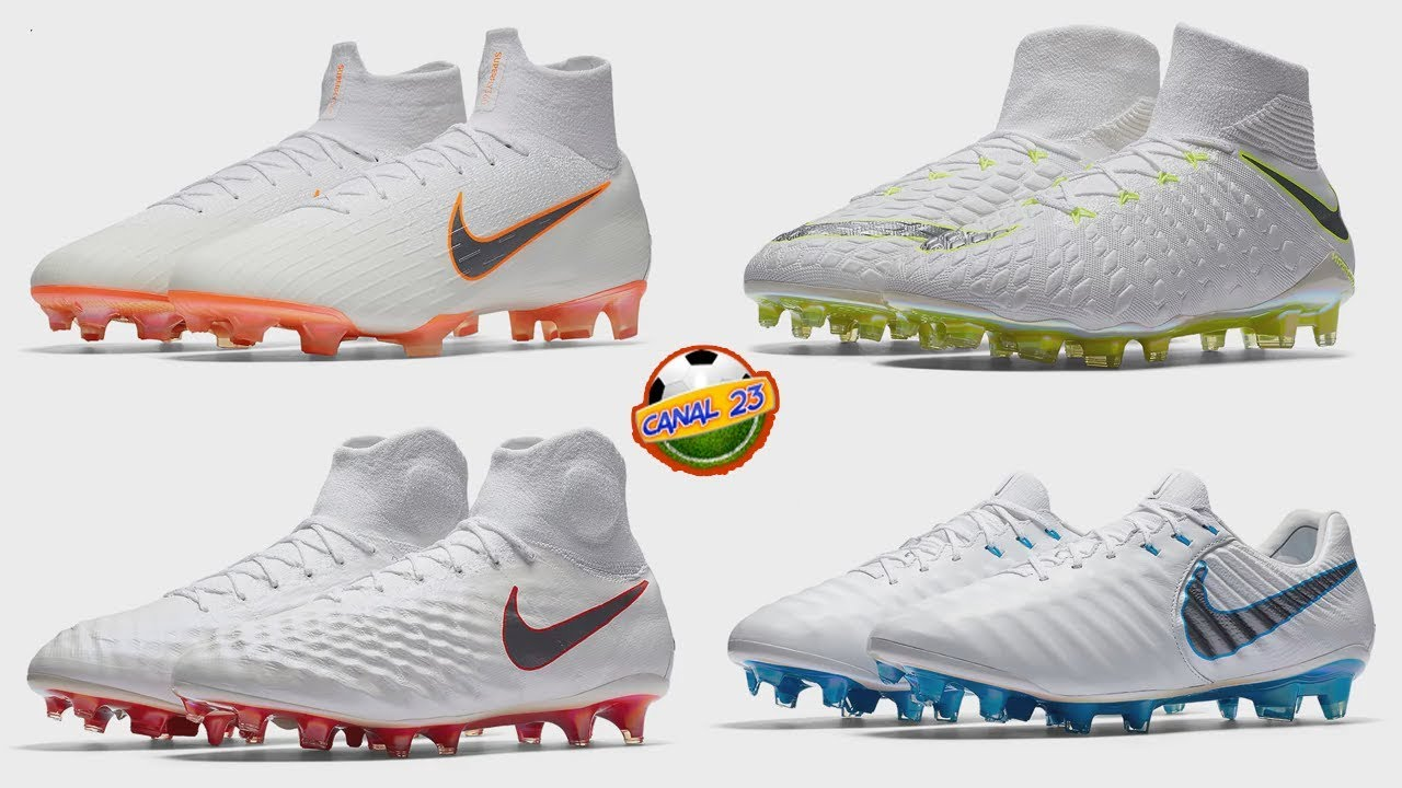 d94a1bb225fda Novas Chuteiras NIKE para a Copa do Mundo 2018 - NIKE JUST DO IT WORLD CUP