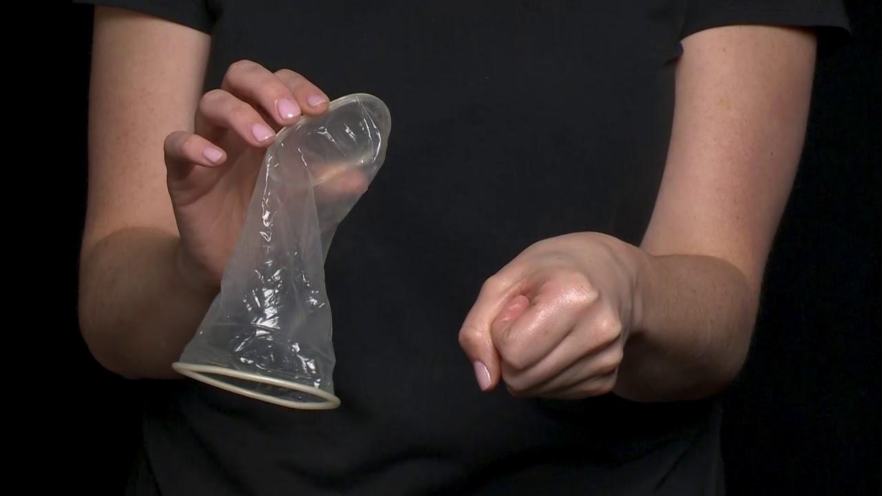 Download Using a Vaginal Condom