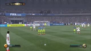 SBC 94 SUAREZ! FIFA 17 40+ YARD FREE KICK! BEST FIFA GOAL EVER!
