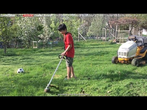 Professional Weed Eater The Perfect Wacker Review By Aiman Stihl Fs94r String Trimmer Brushcutter