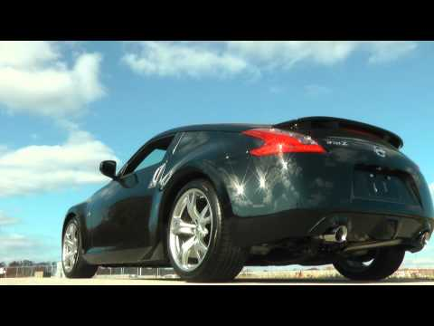 AAM Competition Nissan 370Z S Line Short Tail Exhaust