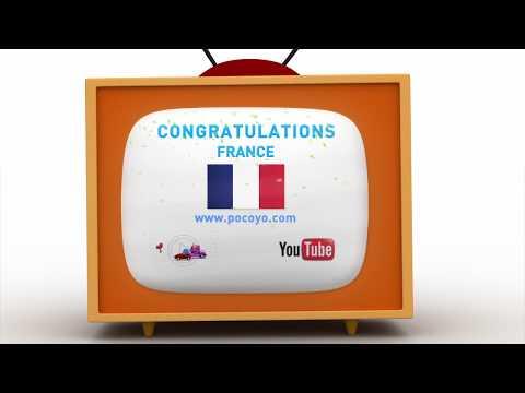 2018 Pocoyo Football Championship: ¡Congratulations, France! thumbnail