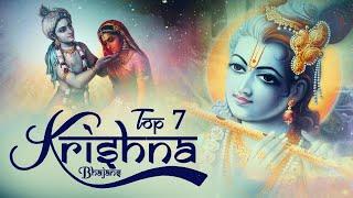 popular krishna bhajans   hare krishna hare rama govind bolo hari gopal bolo achyutam keshavam