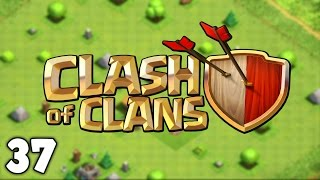 PRIMERA GUERRA DEL CLAN GANADA #37 | Clash of Clans | enriquemovie