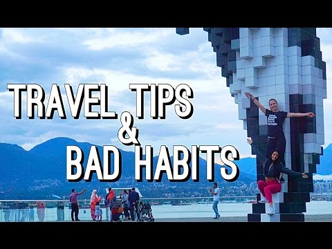 Travel Tips & Bad Habits   That Prep Life Ep. 50