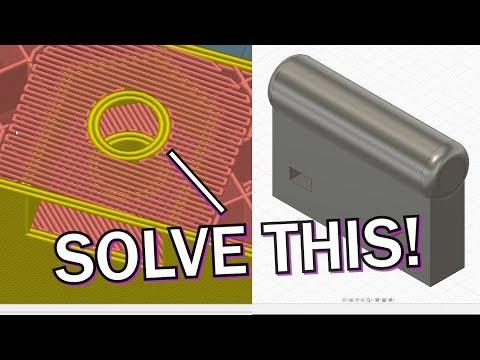 Can I Solve Joel Tellings Hole Bridging Problem?