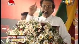 Breaking News 'President Speech' 04-07-2015