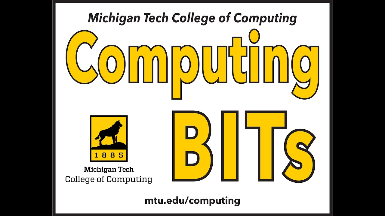 Preview image for Computing Bits, July 29, 2020 video