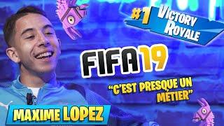 Maxime LOPEZ  interview spéciale jeux vidéo 🎮