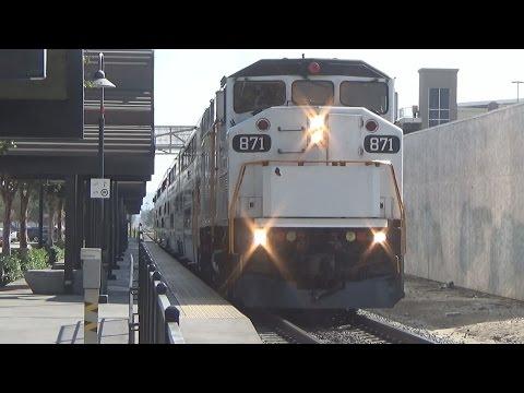 Railfanning Baldwin Park - 7/29/15