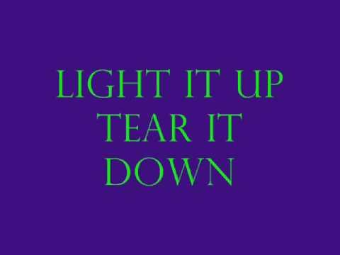 Sing it Loud- Light it Up with lyrics