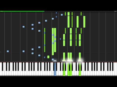 Prelude in G Minor Opus 23 No. 5 - Sergei Rachmaninoff [Piano Tutorial] (Synthesia)
