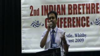 RAJADHIRAJAN MAHIMAYODE  2nd indian brethren conference 2009 uk  malayalam christian devotional song