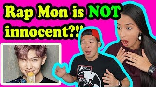 Скачать REACTING TO BTS RAP MONSTER EXPENSIVE GIRL