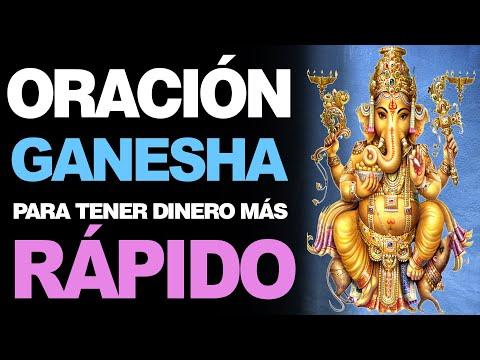 🙏 Poderosa Oración a Ganesha PARA TENER MÁS DINERO RÁPIDO ¡Muy Efectiva! 💵