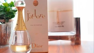 Resenha perfume J'adore - Dior | Mandy Francesa