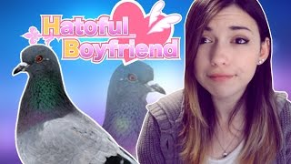 I GO TO SCHOOL WITH BIRDS | Hatoful Boyfriend