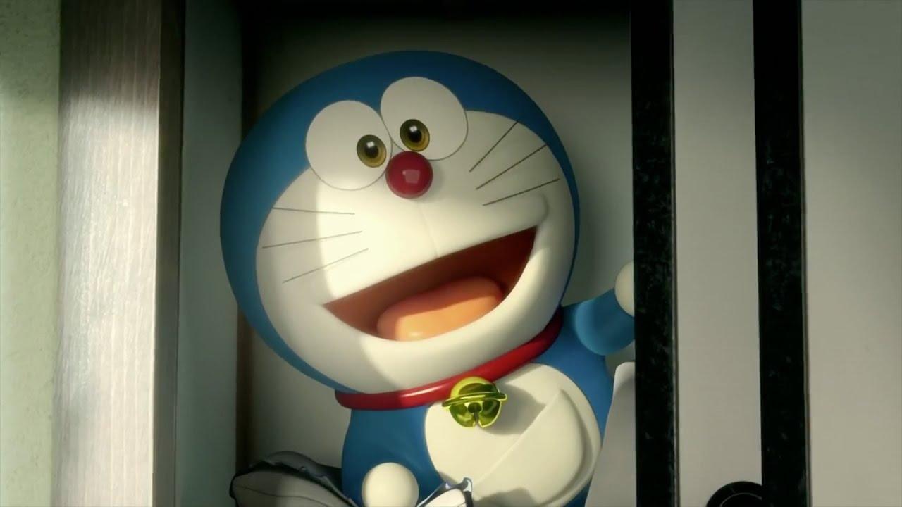 """Doraemon dalm film animasi 3D """"Stand by Me"""". Doraemon merupakan duta anime yang di nobatkan oleh Kementerian Luar Negeri Jepang."""