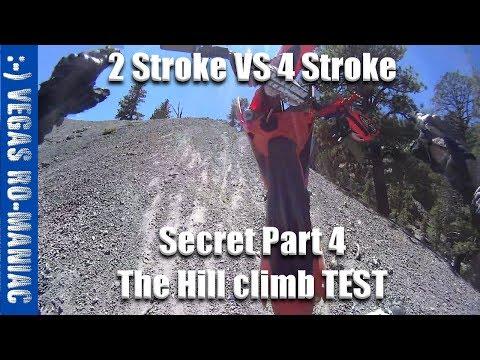 2 Stroke VS 4 Stroke, The battle of the 250's