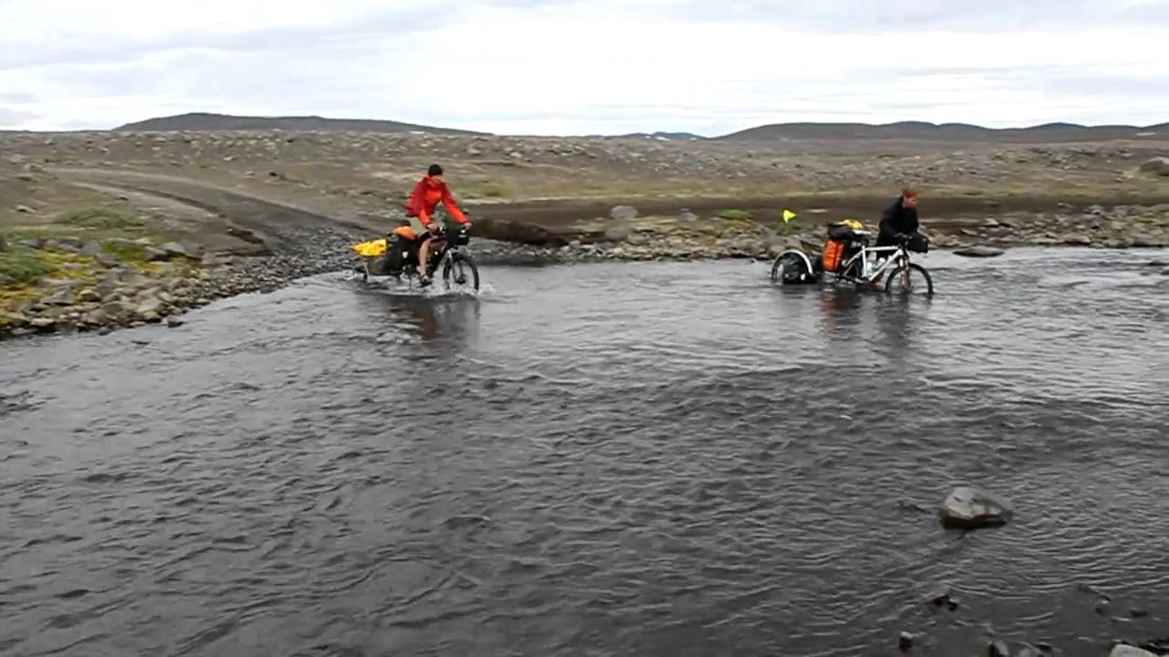 Cycling Iceland Ring Road