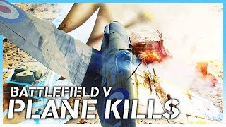 Battlefield V | Fighter Plane Kill Montage | by H8mEx