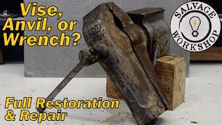 1940's Multi-tool Vise ~ RESTORATION
