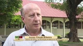 Brasil e Timor Leste: 10 anos de cooperação