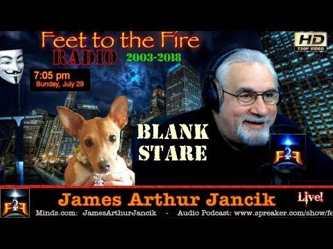 F2F Radio LIVE for 07/29/18 - Blank Stare