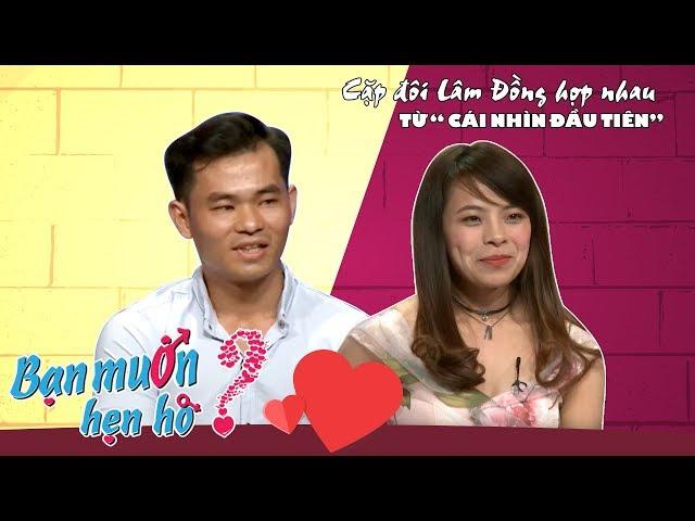 Cát Tường – Quyền Linh 'thất nghiệp' khi mai mối cặp đôi Lâm Đồng hợp nhau 'từ cái nhìn đầu tiên'