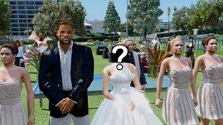 Lebron james official wedding! (gta 5 mods)