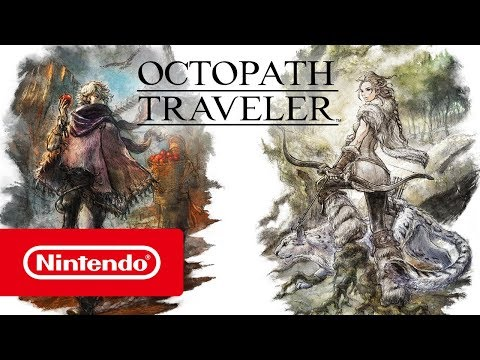 OCTOPATH TRAVELER – Paths of Noble acts and Rogue decisions (Nintendo Switch)