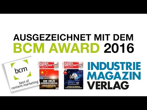 Corporate Publishing vom Industriemagazin Verlag