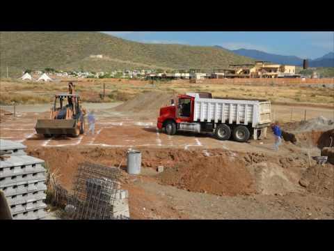 Palapa Learning Center - Excavation Timelapse