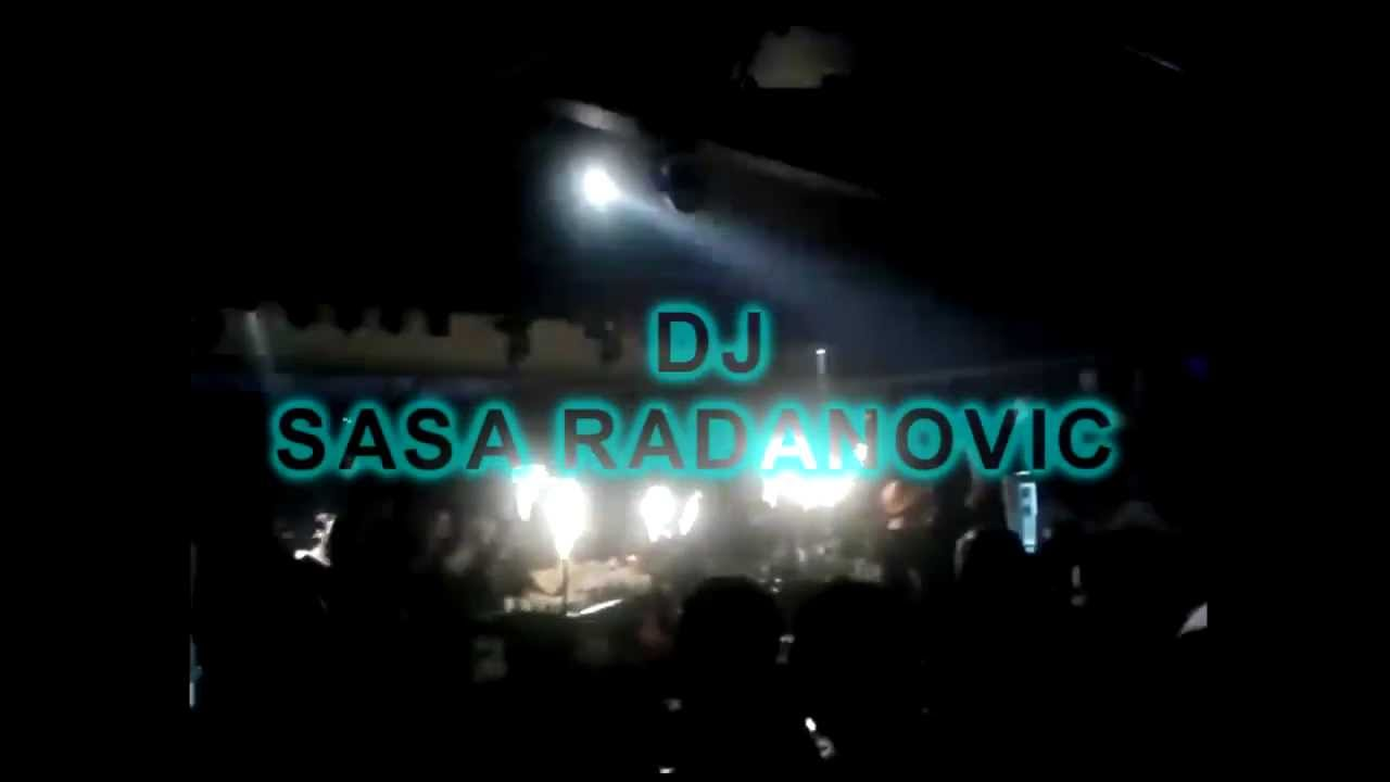 Giardino Novi Sad Dj Sasa Radanovic Club