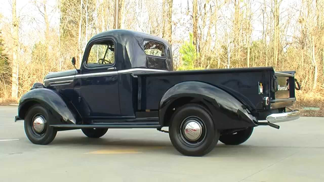 Truck 1940 chevy truck for sale : 135023 / 1940 Chevrolet 1/2-Ton Pickup - YouTube