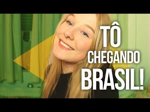 IM COMING TO BRAZIL! ♡ ESTOU INDO PARA O BRASIL!