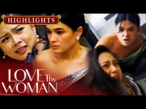 Dana, Kinaladkad Sa Inidoro Si Jia | Love Thy Woman (With Eng Subs)