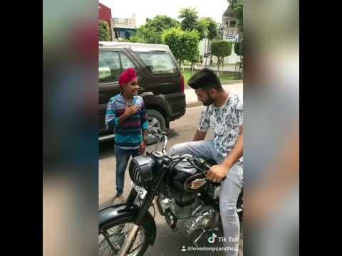 Papa Main Bhi Jawa Ga Gadar Movie :- Lovedeep Sandhu And Prince Sandhu (musicly Latest Video 2018 )