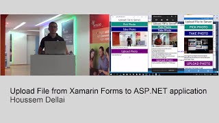 Upload File from Xamarin app to ASP.NET server