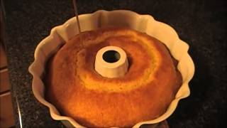Easy  Lemon Lime Bundt Cake