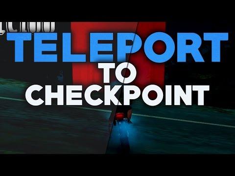 [CLEO] Teleport to CheckPoint Hack 2016 SAMP 0.3.7 ● Belciuu