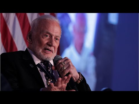 An Evening With Buzz Aldrin At The Nixon Library