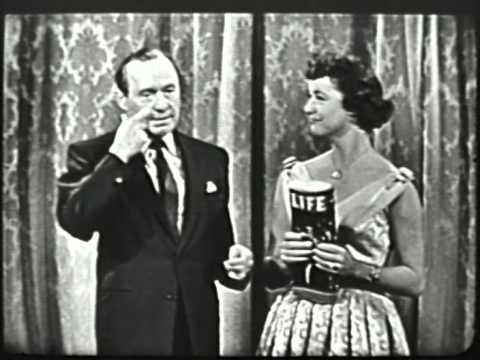 The Jack Benny Program - LIVE!  2/28/58